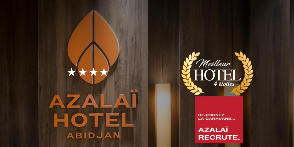azalai hotel abidjan recrute  u2013  yatravail com