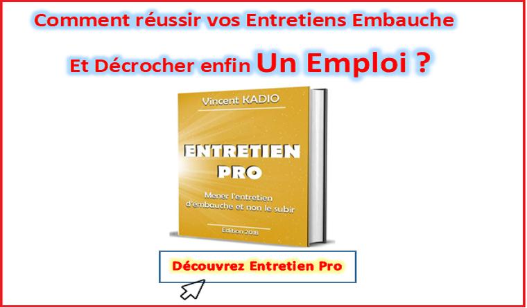Entretien Pro