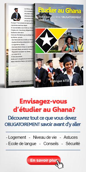 Etudier au Ghana
